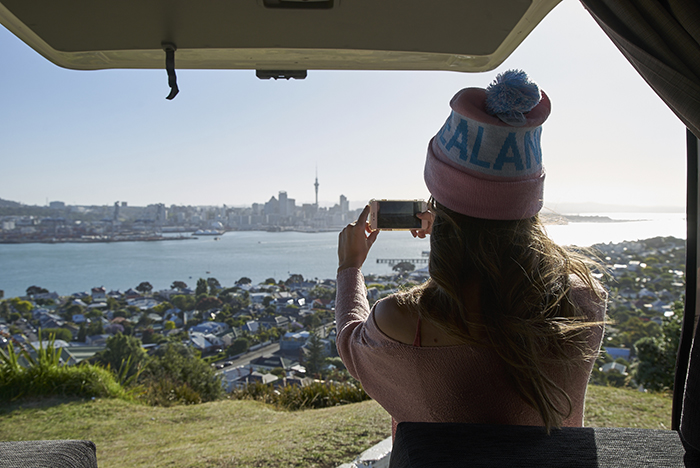 A backpackers guide to free things to do in Auckland