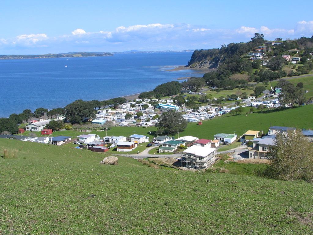 Martins Bay Holiday Park New Zealand