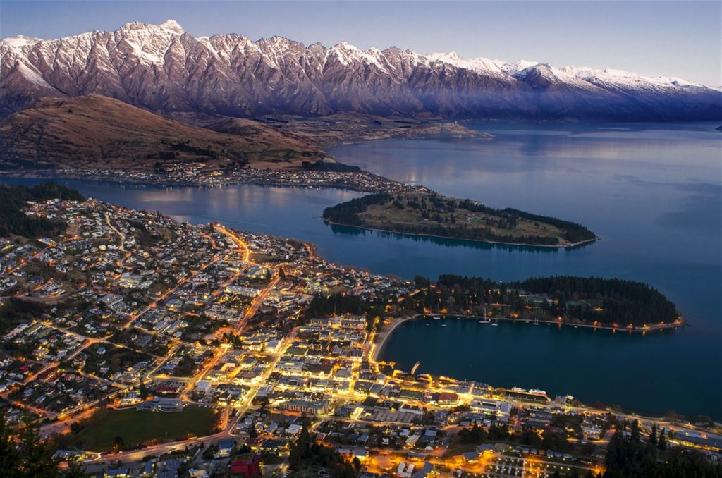Road Trip Ideas New Zealand Queenstown