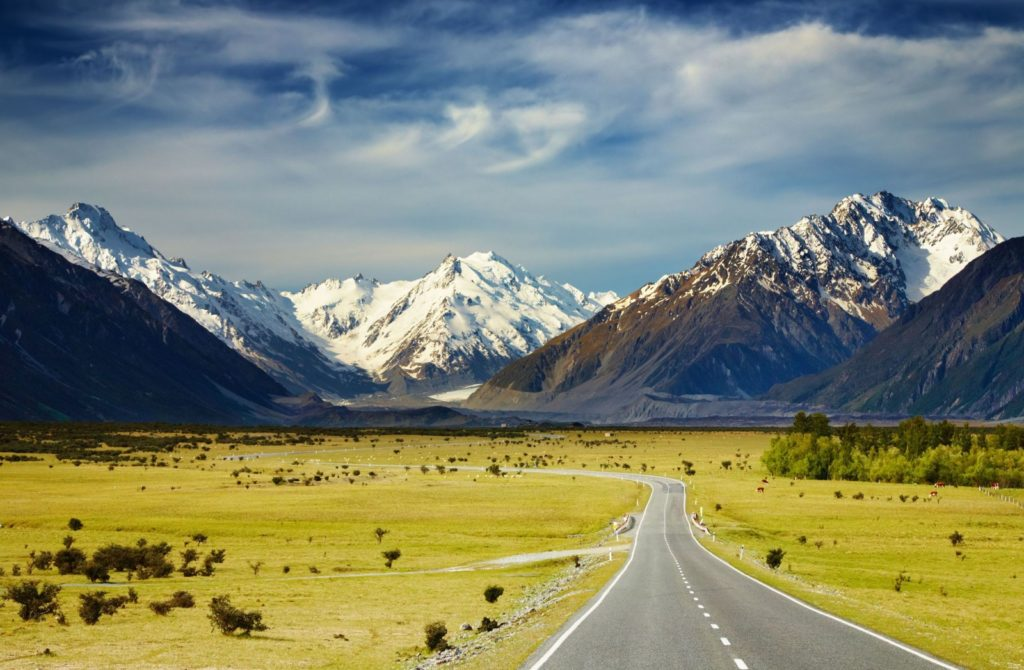 Road Trip New Zealand Ideas