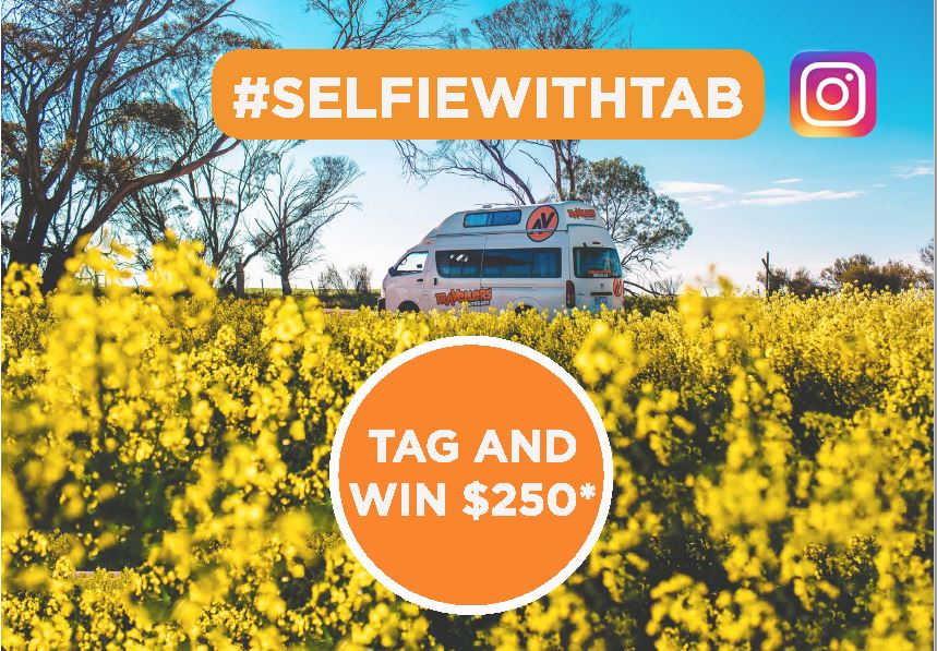 Selfie Competition - WIN $250