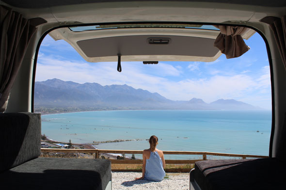Freedom Camping in New Zealand's South Island