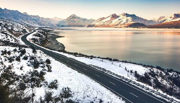 10 of the Most Instagram-Worthy Roads in New Zealand