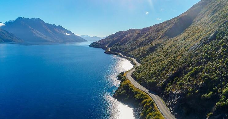 instagram worthy roads in new zealand