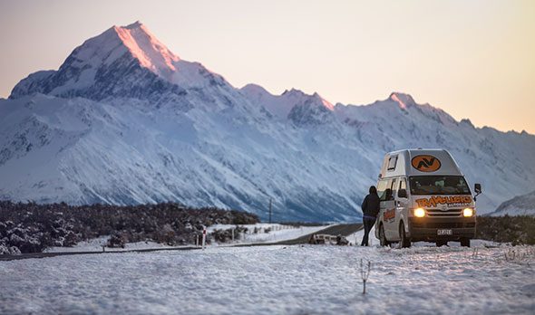 Your Guide to a Solo Campervan Trip in New Zealand