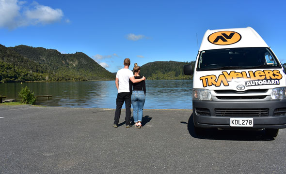 campervan adventure new zealand