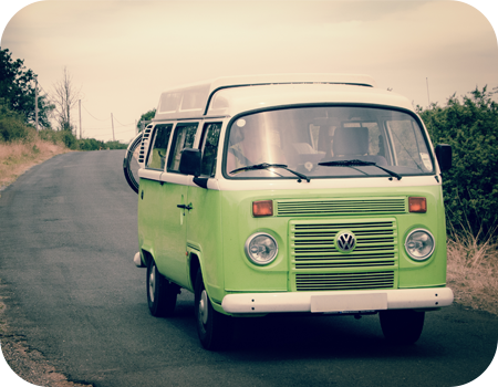 Campervan Road Trip