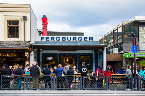 Ferg Burger Queenstown