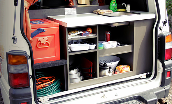 Campervan Rental Quick Tips: How to Stay Organised