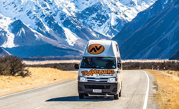 Campervan Itinerary Ideas: Christchurch to Dunedin