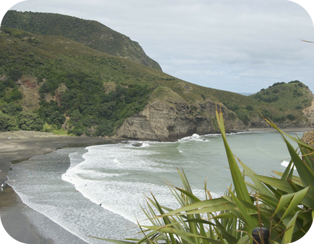 Phia Beach New Zealand