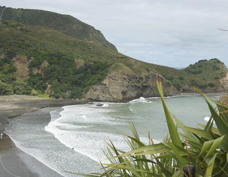 Phia Beach New Zealand