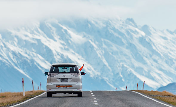 Top 6 Things To Do On Your Winter Road Trip In New Zealand