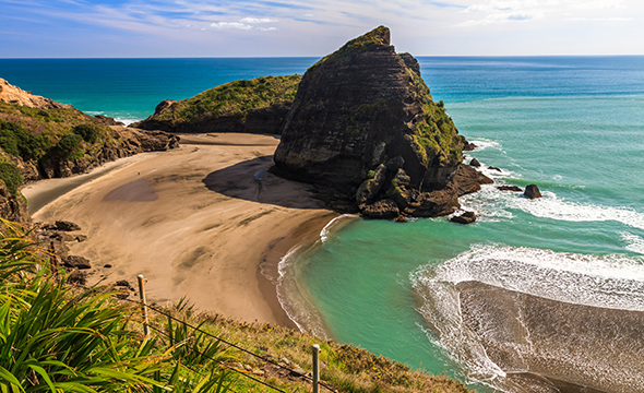 Beaches in New Zealand