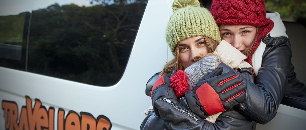 TOP 5 REASONS FOR A WINTER ROAD TRIP