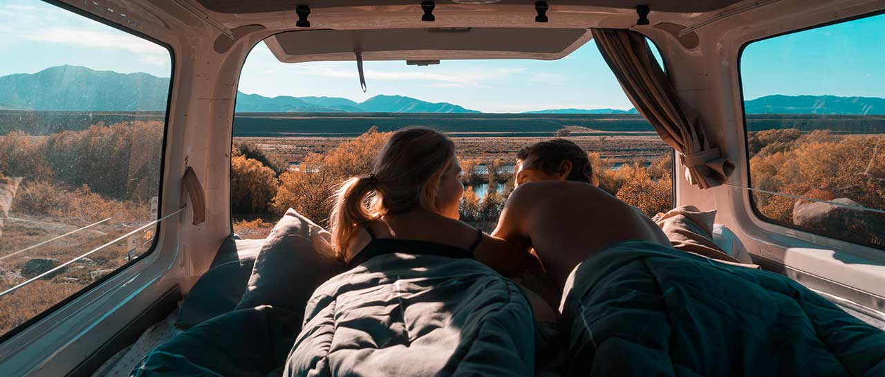 Campervans from $1/day