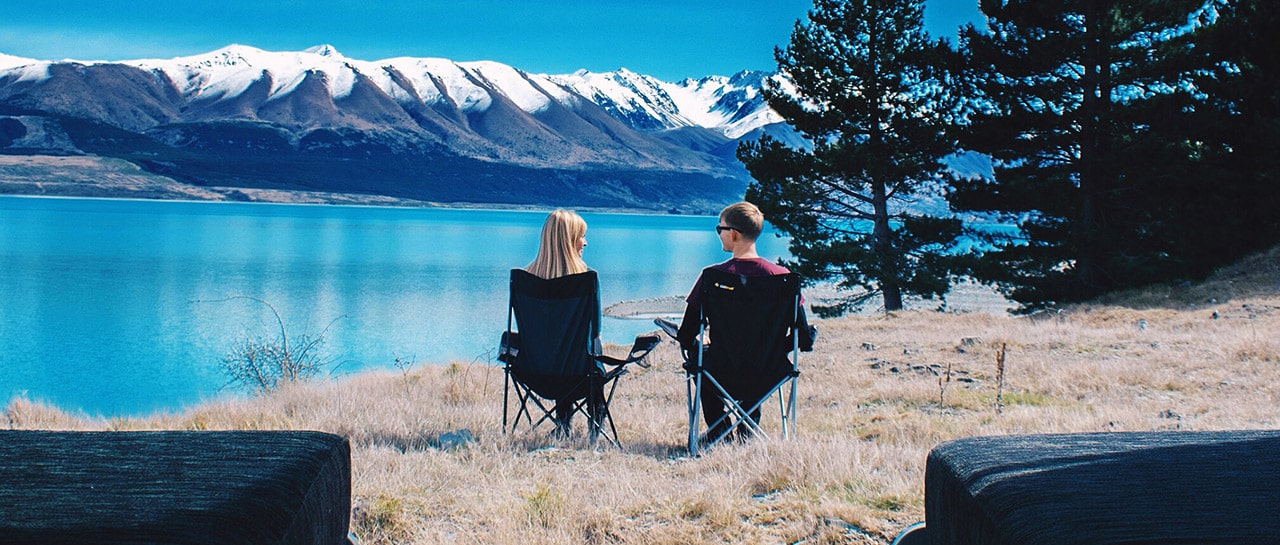 NZ Road trip & Camping Guides