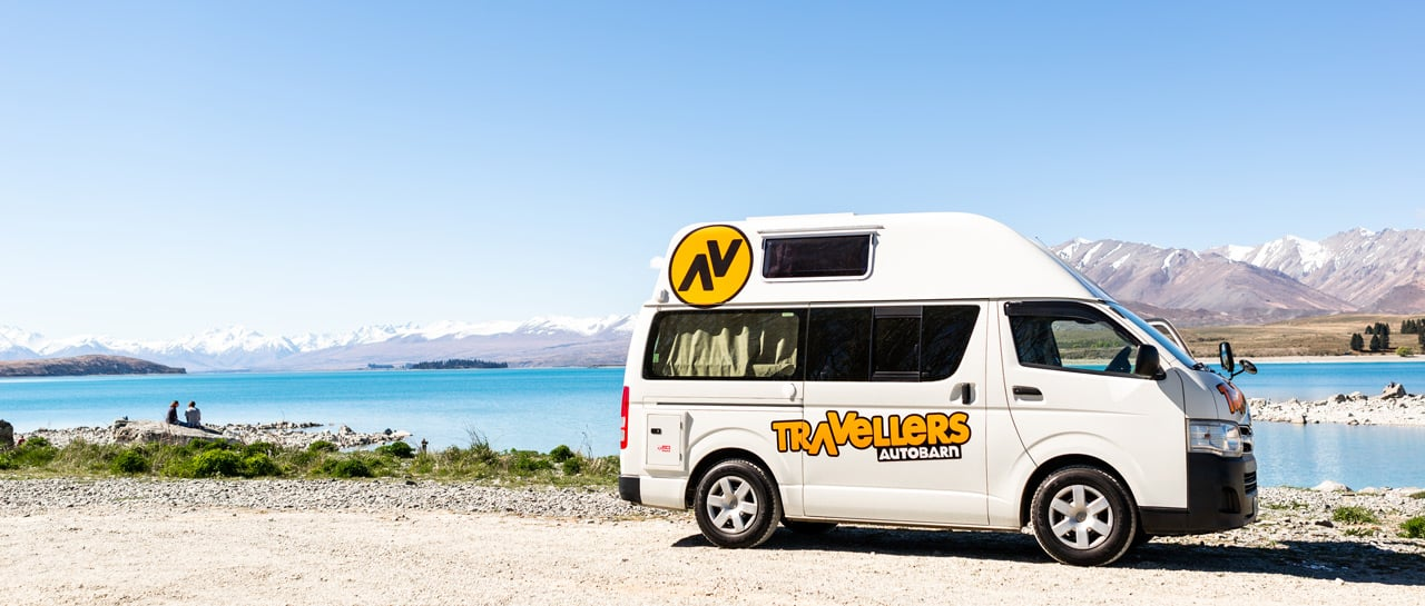 c34ad4258e Campervan rental   hire in New Zealand