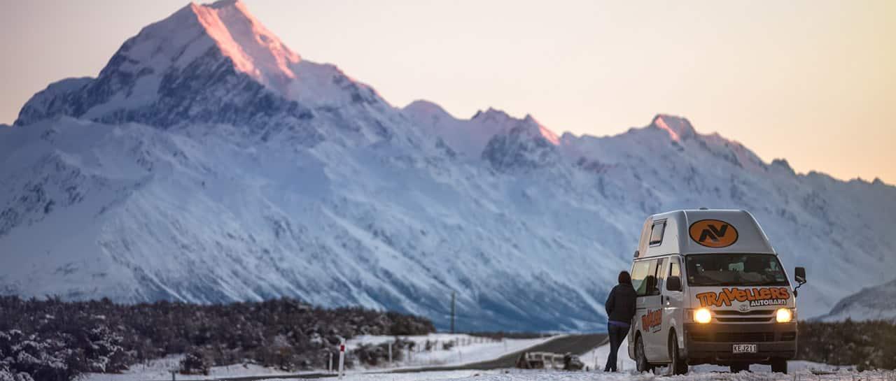 rent a camper & get a discounted ski pass!