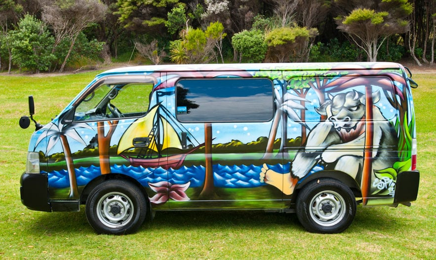 Escape Camper Van Hire