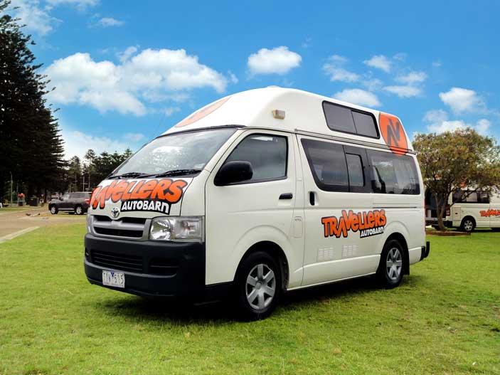 Campervan Rental Amp Hire In New Zealand Travellers Autobarn