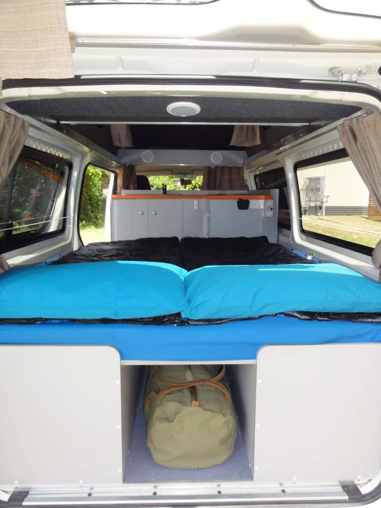 Kuga Campervan Hire6