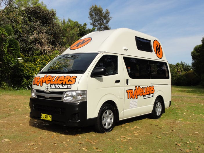 Kuga Campervan Hire