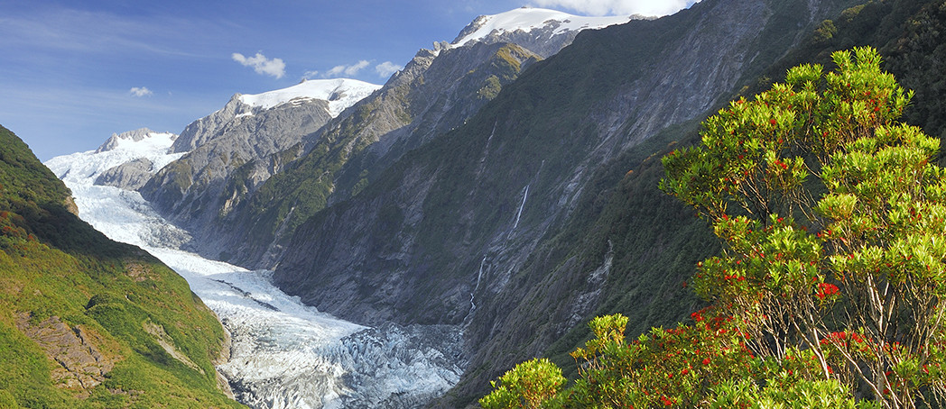 Mt cook to Franz Josef