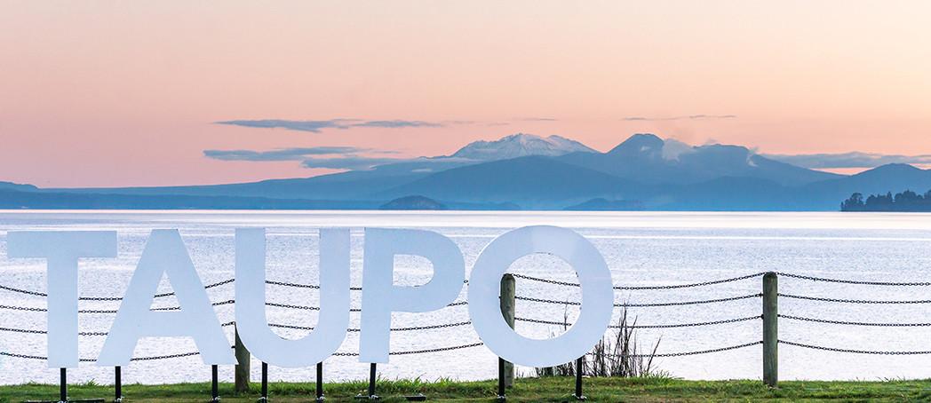 Napier to Taupo