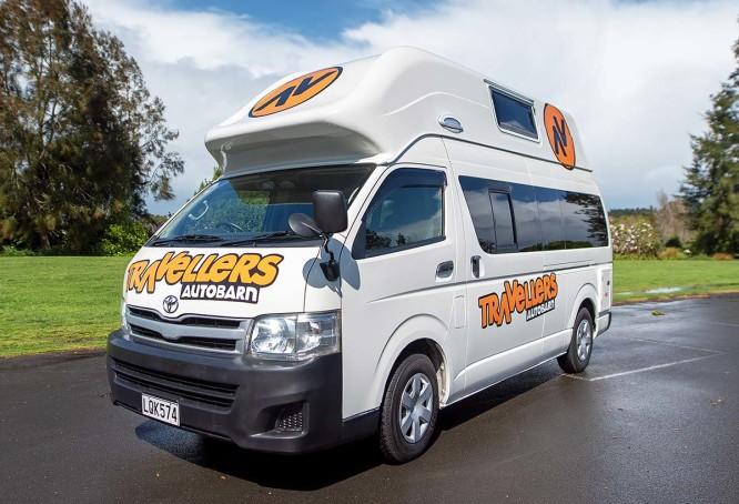 Hi5 Campervan Rental New Zealand (4)