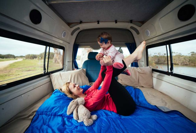 Travellers Autobarn Hi5 Campervan New Zealand