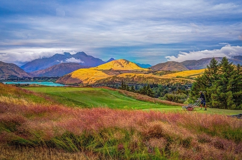 new zealand, glenorchy