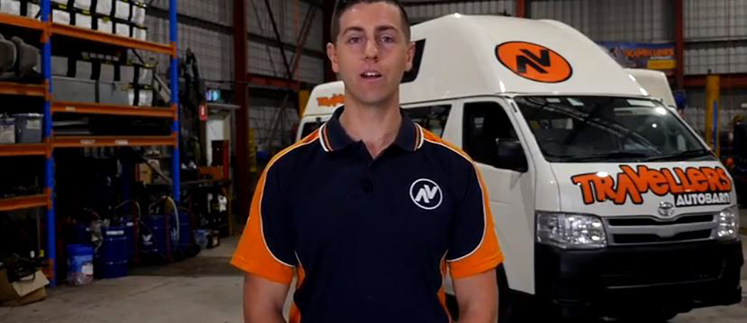 How to check the oil in your campervan