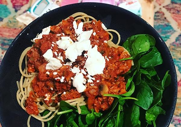 Mushroom-&-Lentil-Spaghetti
