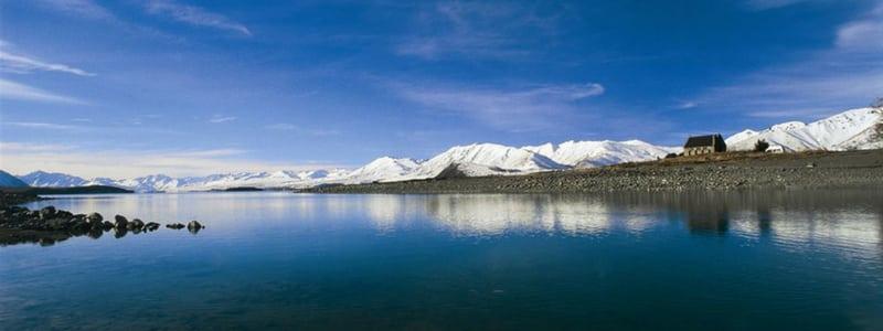 Lake Tekapo Travellers Autobarn