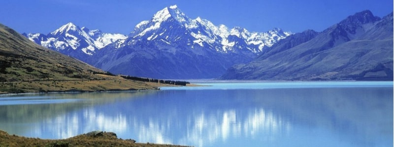Mount Cook Travellers Autobarn
