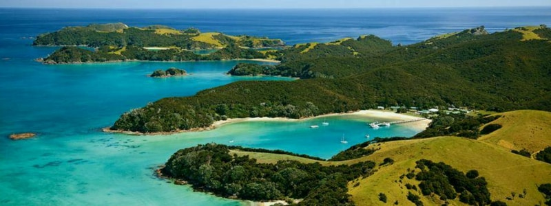 The Bay of Islands Campervan New Zealand