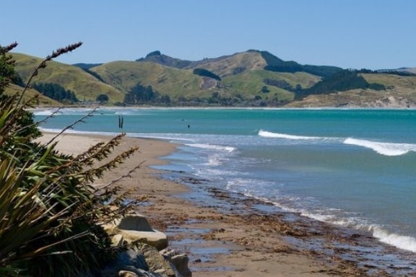 Akitio Beach New Zealand