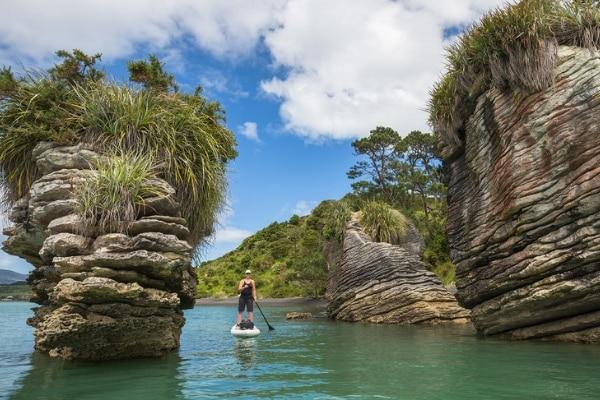 Raglan River New Zealand