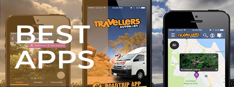 best apps new zealand freedom camping
