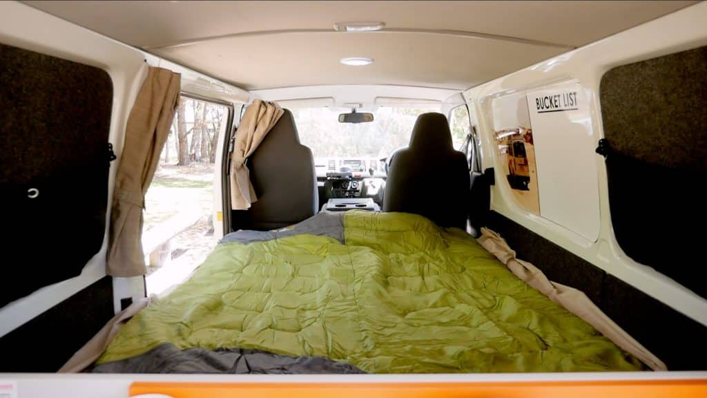Chubby Campervan Hire13