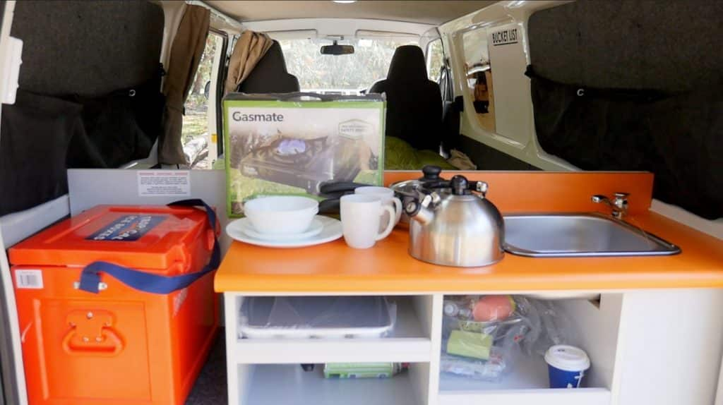 Chubby Campervan Hire15