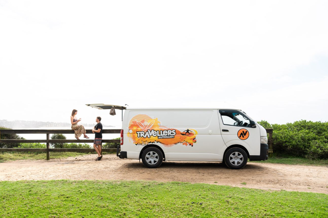 Chubby Campervan Hire | Travellers Autobarn