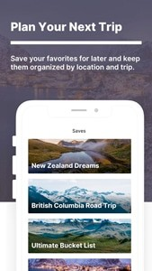 Planning  - The Outbound Collective App