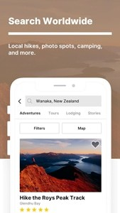 Searching  - The Outbound Collective App