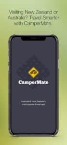 Camper Mate App