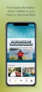 Camper Mate Travel Information