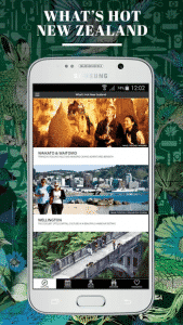 What's Hot New Zealand App