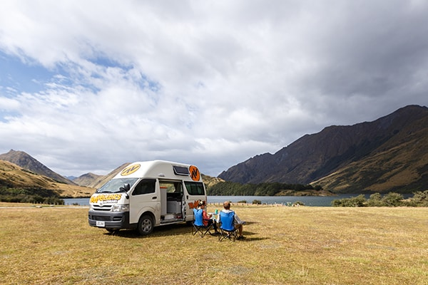 Best Campgrounds in New Zealands South Island