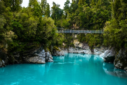 Hokitika Gorge New Zealand